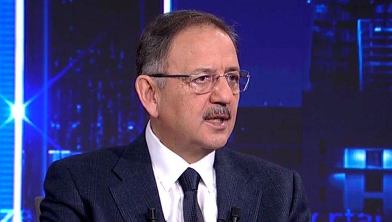SON DAKİKA! Mehmet Özhaseki'den önemli açıklamalar