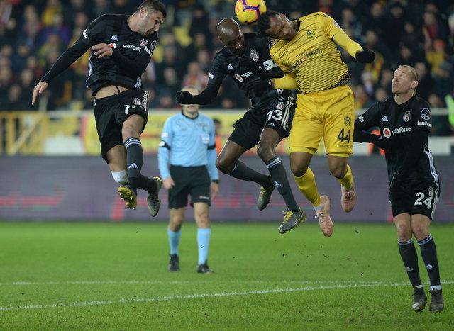 Rıdvan Dilmen, Yeni Malatyaspor - Beşiktaş maçını değerlendirdi