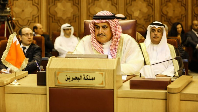 Bahreyn Dışişleri Bakanı Halid bin Ahmed Al Halife ile ilgili görsel sonucu