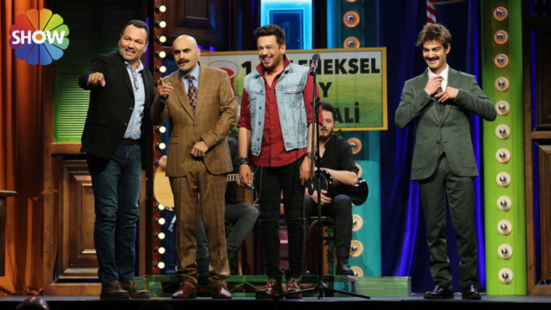 Güldür Güldür Show Bugün Show Tvde Başlıyor Magazin Haberleri