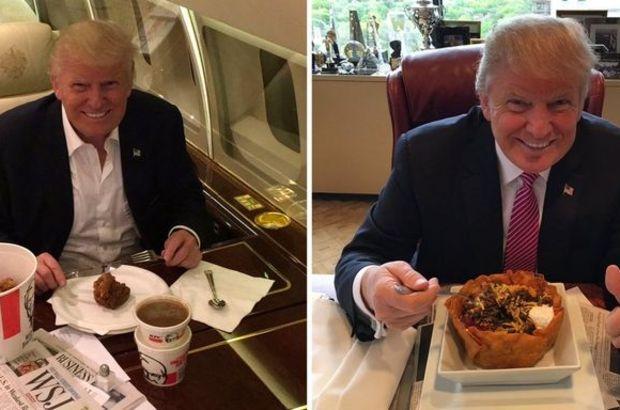 Trump artık obez!