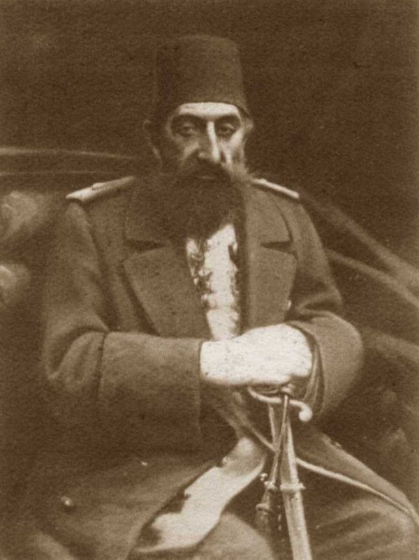Sultan Abdülhamid.