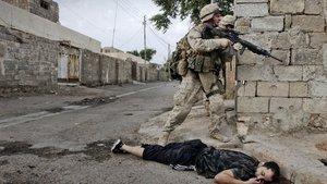 """Irak İnsan Hakları Yüksek Komiserliği: """"ABD 4 yılda 12 bin sivili öldürdü!"""""""
