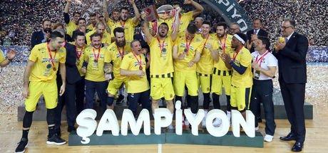 Türkiye Kupası Fenerbahçe'nin!