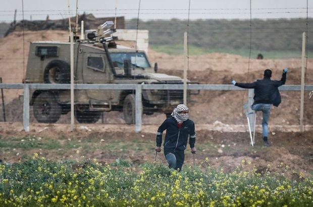 İsrail askerleri Gazze'de 9 Filistinliyi yaraladı