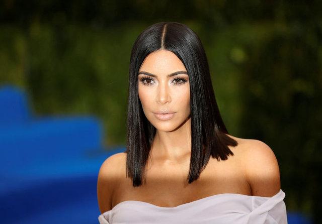 Kim Kardashian'ın dikkat çeken tecihi - Magazin haberleri