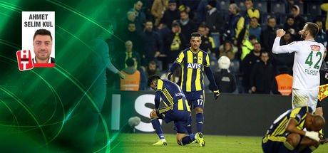 Fenerbahçe'nin fazlası yok!