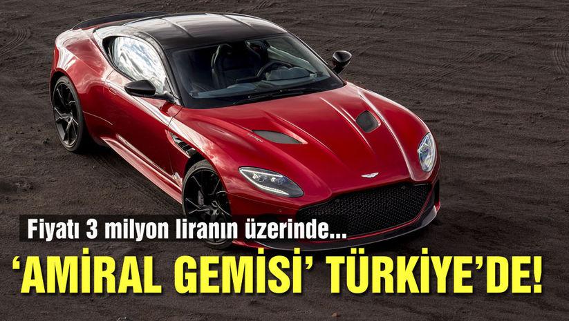 İngiliz 'amiral gemisi' Türkiye'ye geldi!