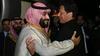 Suudi Veliaht Prens'e Pakistan'da görkemli karşılama