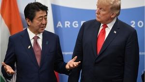 Japonya Başbakanı Abe'den 'Trump'a Nobel lobisi' sorusuna yanıt: Doğru olmadığını söyleyemem