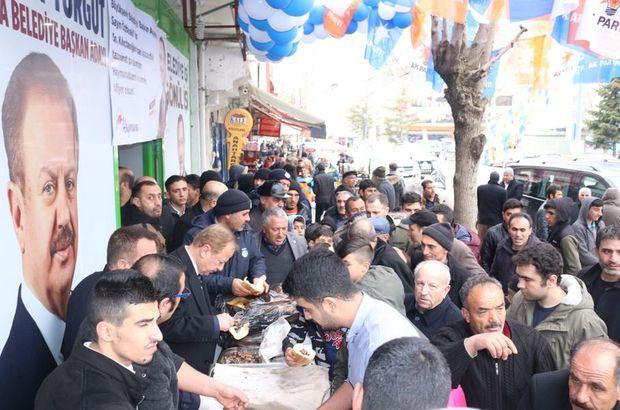Kılıçdaroğlu'nun tazminatıyla ikinci kez döner dağıttı