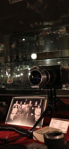 1896 yılından bugüne tarihi fotoğraf makineleri