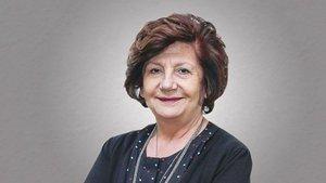 Necla Zarakol ve avukat Tolga Danışman serbest