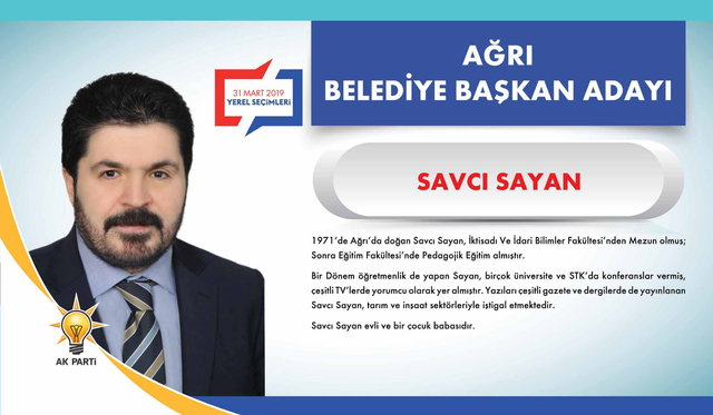 AK Parti belediye başkan adayları 2019! İşte İl ve ilçe AK Parti belediye başkan adayları