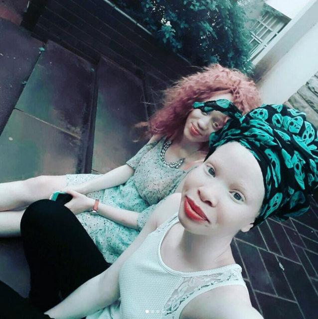 """Nontobeko Mbuyazi, ona """"hayalet"""" diyenlere böyle cevap verdi..."""