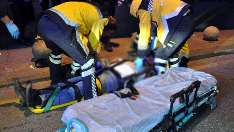 Son dakika intihar: Kopan halat onu kurtardı