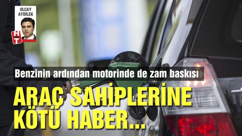 Araç sahiplerine kötü haber