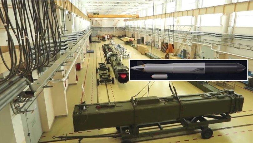 Rusya sınırsız menzilli nükleer güçlü füzesini test etti!