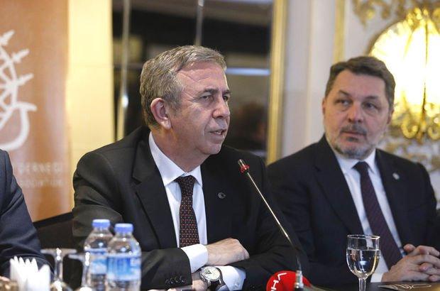 Mansur Yavaş'tan Ankara için turizm projesi