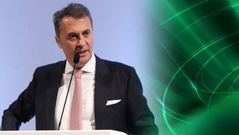 SON DAKİKA! Beşiktaş Başkanı Fikret Orman'dan Şenol Güneş açıklaması