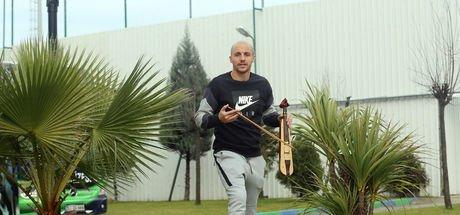 Aatif, 9 ay sonra gol sevinci yaşadı