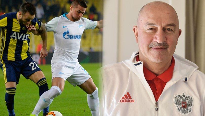 Çerçesov'dan Zenit-Fenerbahçe yorumu