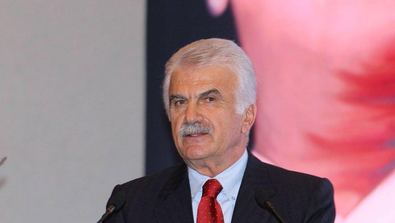 Eski Spor Bakanı Fikret Ünlü hayatını kaybetti