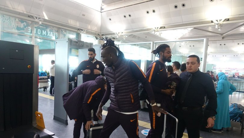 Galatasaray, Portekiz'e gitti