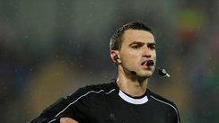 Benfica maçına Rumen hakem