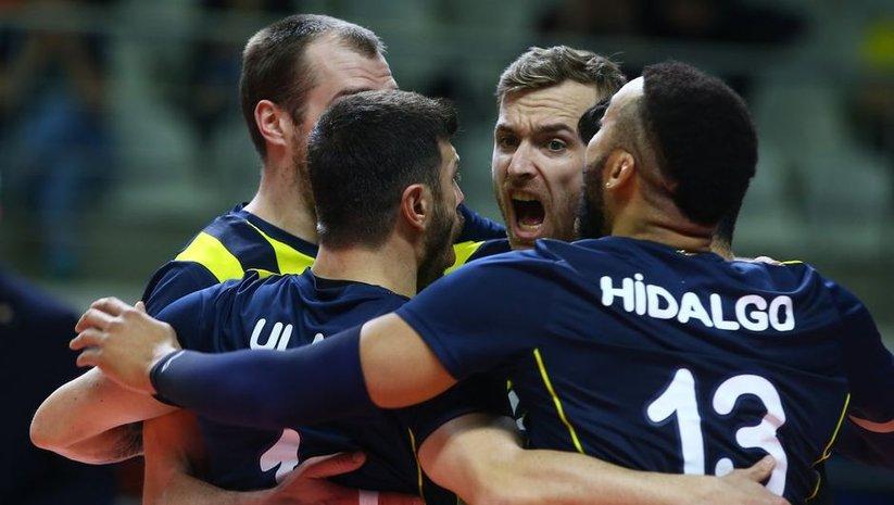 Fenerbahçe, Ziraat Bankası'nı devirdi