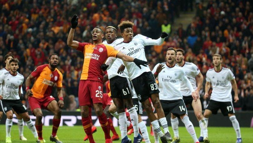 Benfica Galatasaray maçı ne zaman, saat kaçta? Benfica GS maçı hangi kanalda?