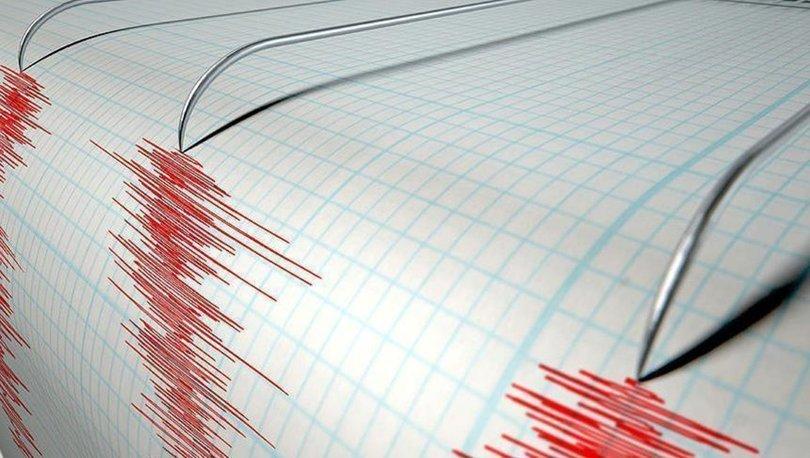 Son Dakika: Çanakkale'de üst üste depremler! Son depremler