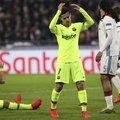Lyon'dan Barça'ya geçit yok!