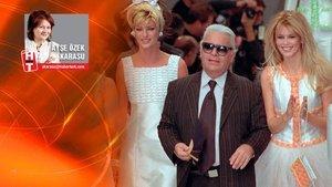 Karl Lagerfeld, Paris'in son Çar'ıydı…