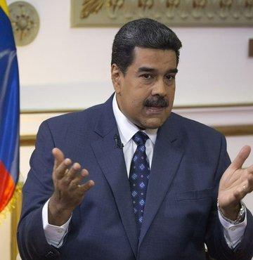 Maduro'ya bu kez de Bob Dylan şarkısıyla tehdit!
