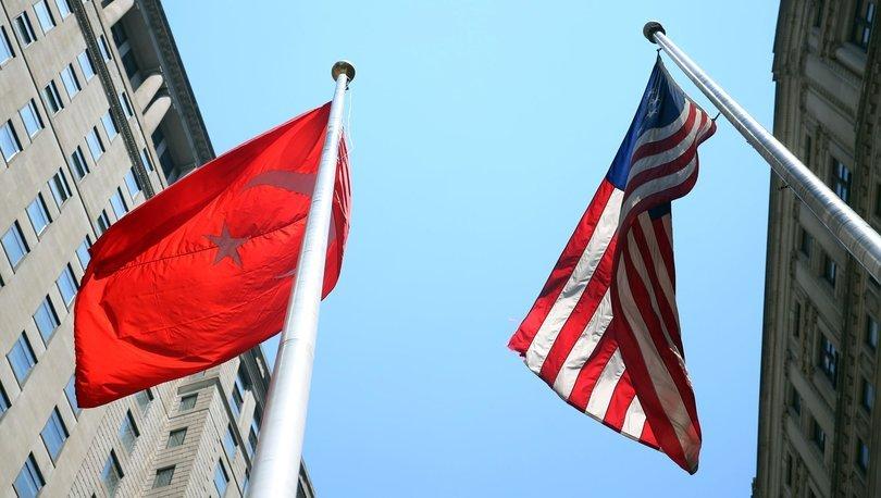 ABD: Suriye konusunda Türkiye ile aktif temas halindeyiz!