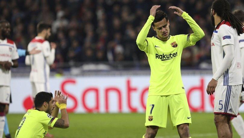 Lyon - Barcelona maç özeti - Şampiyonlar Ligi