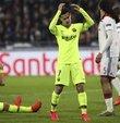 Lyondan Barçaya geçit yok!