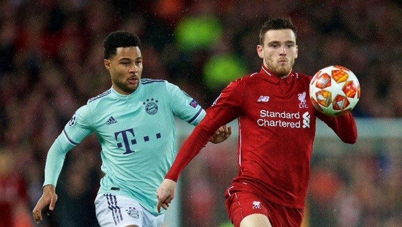 Liverpool - Bayern Münih Maç Sonucu ve ÖZETİ