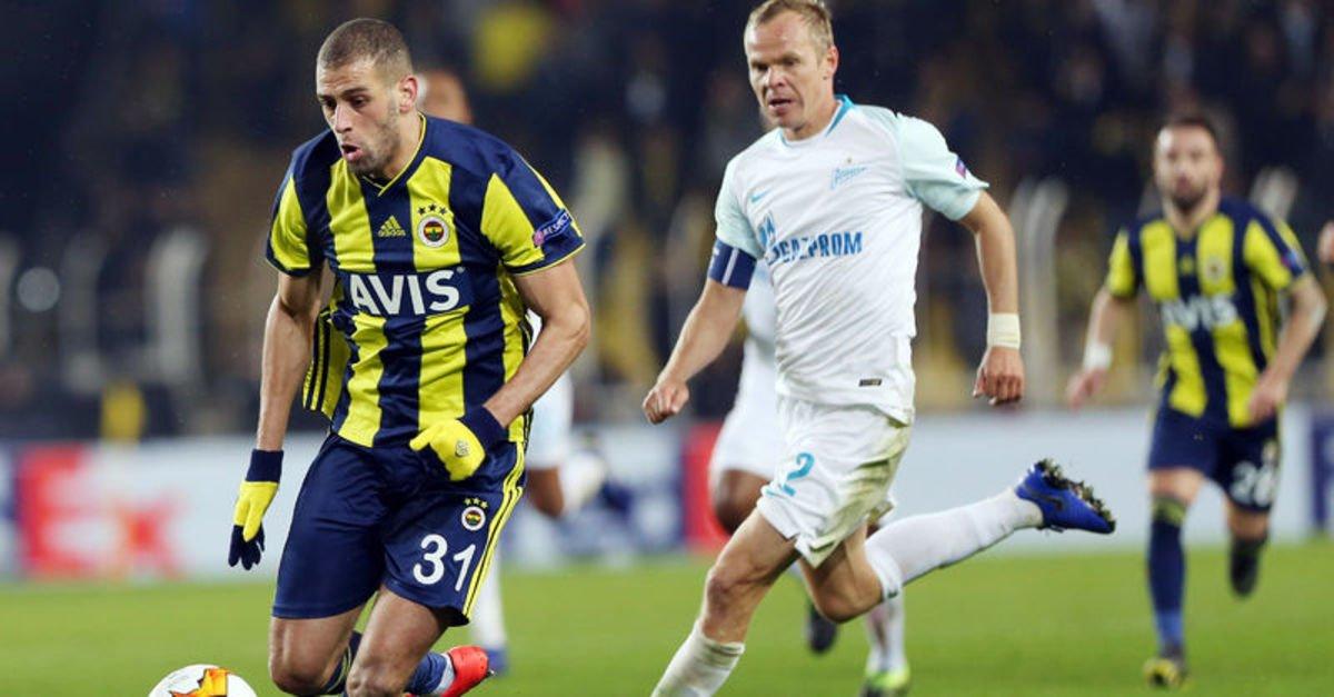Fenerbahçe Zenit Ne Zaman: Zenit Fenerbahçe Maçı Ne Zaman, Saat Kaçta? UEFA Avrupa