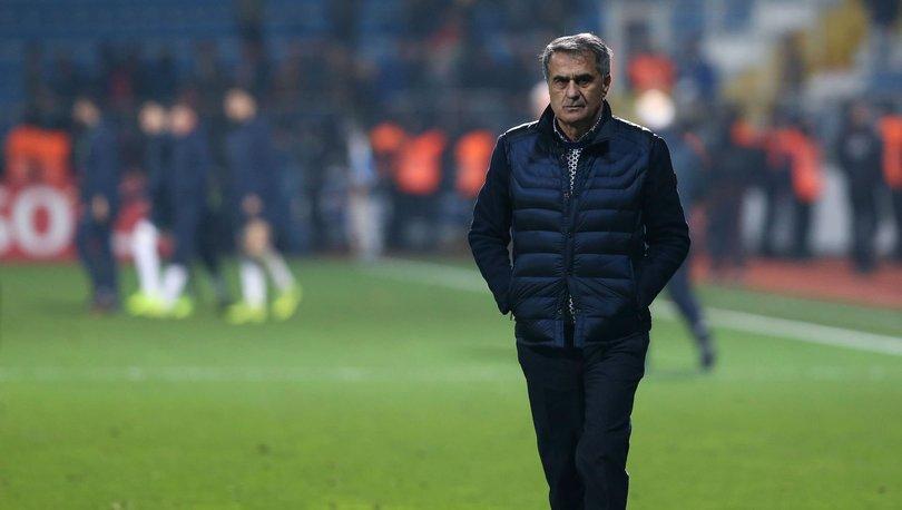 Şenol Güneş'in derbi karnesi iddialı - Beşiktaş haberleri - Son dakika Beşiktaş haberleri