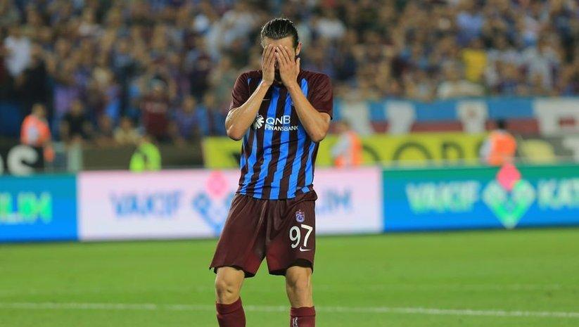 Trabzonspor'un kabusu