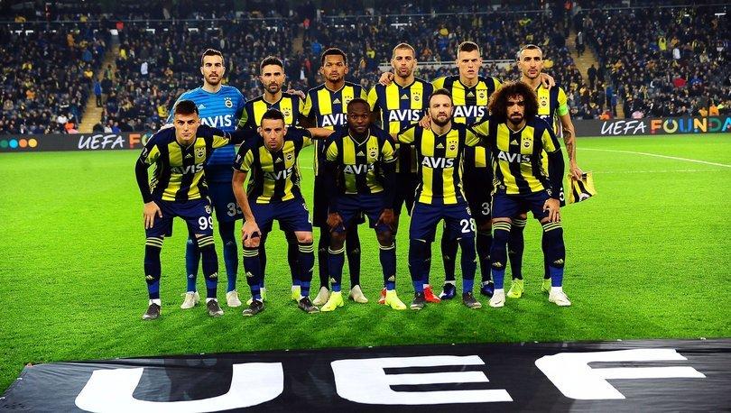 Son dakika! Fenerbahçe'de yıldız isim kadroya alınmadı!