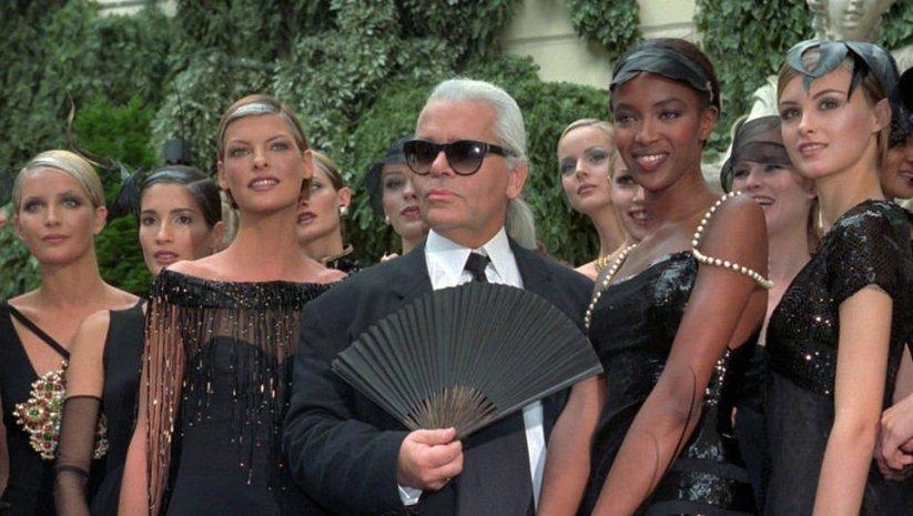 Karl Lagerfeld'in boşalan koltuğuna o getirildi!