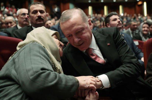 Erdoğan: Bizim gibi ülkeler için nüfus güçtür