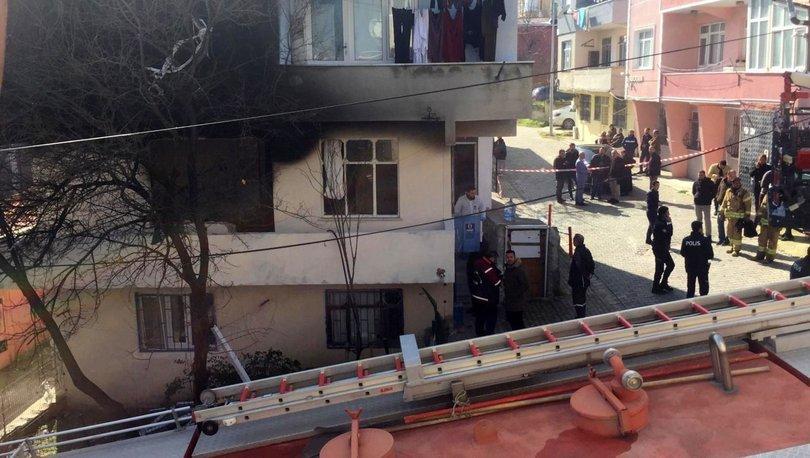Son dakika: Büyükçekmece'de patlama: 1 kişi öldü