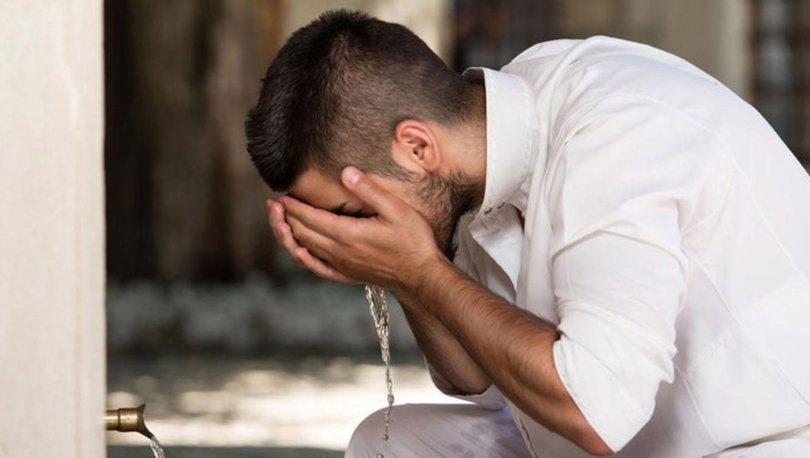 Abdest alırken okunacak dualer nelerdir? Duların okunuşu ve anlamı nedir?