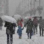 Dikkat! Meteoroloji'den yağmur ve kar uyarısı