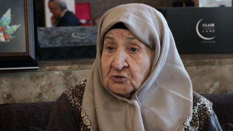 Cumhurbaşkanı Erdoğan'ın misafiri olan yaşlılar, duygularını AA'ya anlattı