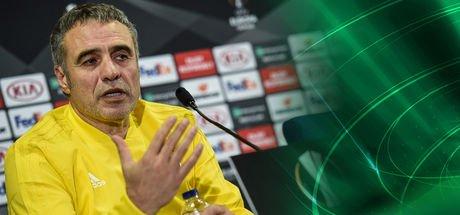 Yanal, Zenit maçında oynatacağı forveti açıkladı
